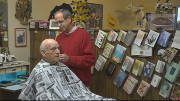 'The Mr. Hair chapter is closing' | Local barber retires after 51 years