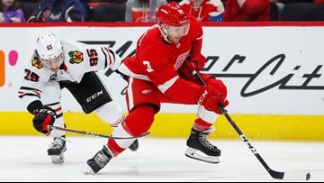 Red Wings  send defenseman Nick Jensen to Capitals