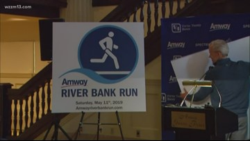River Bank Run name change