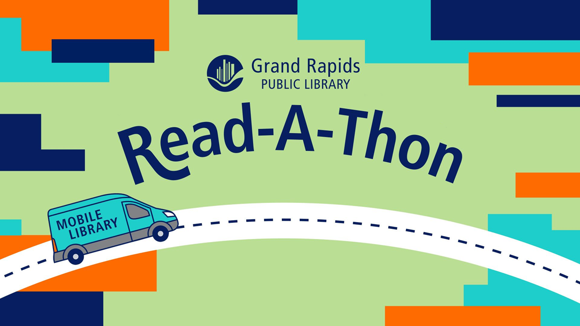 Read in April and support the Grand Rapids Public Library