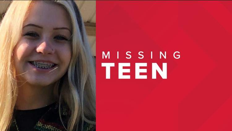Grand Haven police searching for teen girl who ran away from home