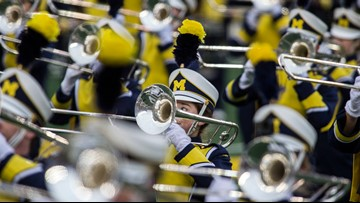 Michigan's 'The Victors' named the best fight song in college football by Sports Illustrated