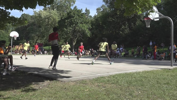 'BALL IS LIFE'   Labor Day tournament about more than basketball