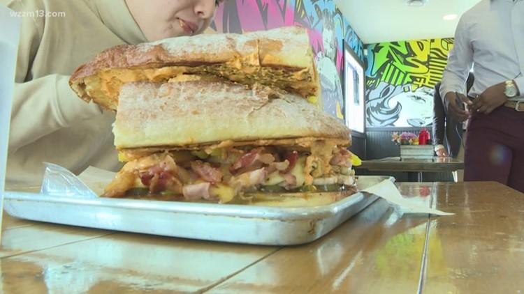 Let's Eat: Small Town Sandwich Shop