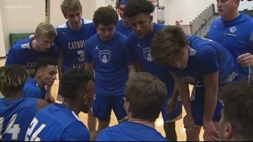 High school boys basketball: West Catholic vs. GR Catholic Central