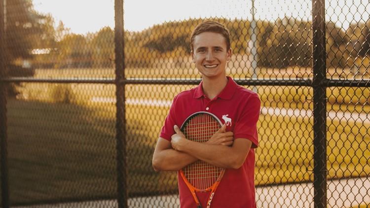 Meijer Scholar Athlete: Austin Becksvoort