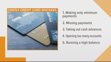 Tips for credit card use: Financial Friday
