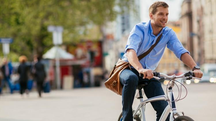 Walk, ride, roll: Grand Rapids Active Commute Week kicks off