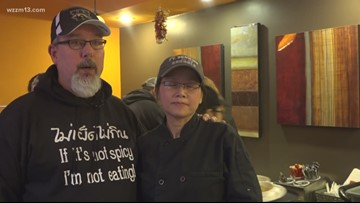 Thai restaurant offers free meals, donates money on Christmas