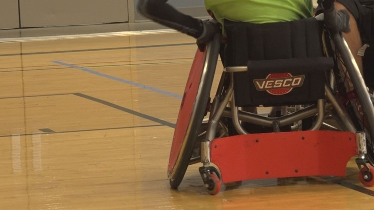 Thunderfest wheelchair rugby tournament returns to Grand Rapids after nearly two years