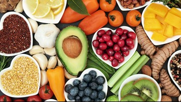 Keep your resolution with these healthy snack ideas