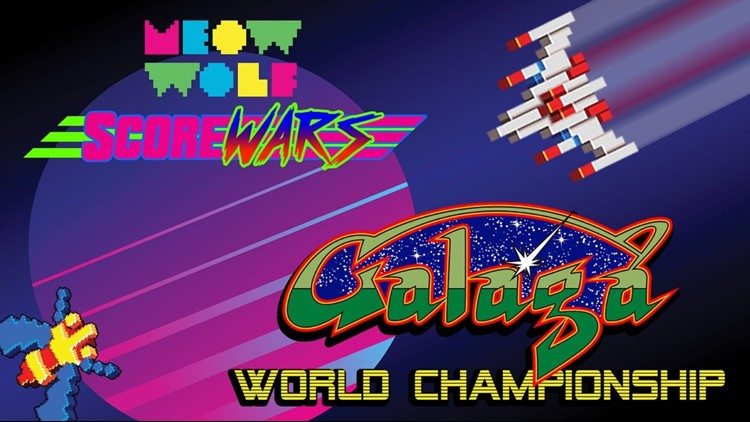 Jon Klinkel will compete in the World Galaga Championship March 29 - April 1, 2018, in Santa Fe, New Mexico. If he wins the title, he'll take home $10,000 in prize money.