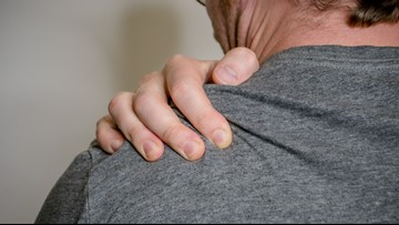 Treating shoulder pain with Orthopaedic Associates of Muskegon