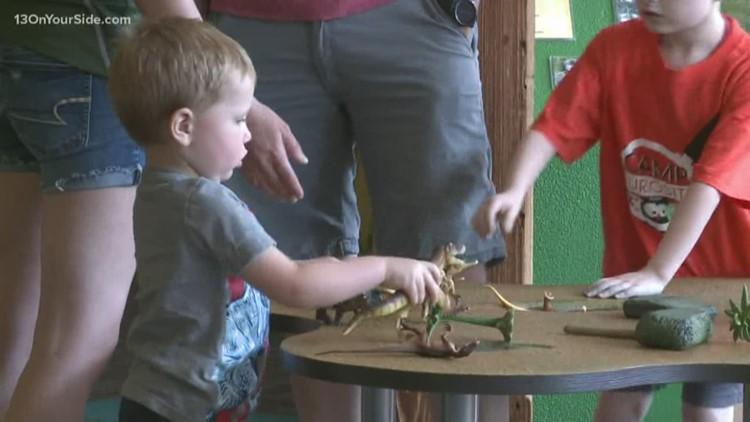 Grand Rapids Children's Museum announces reopen date, revamped exhibits