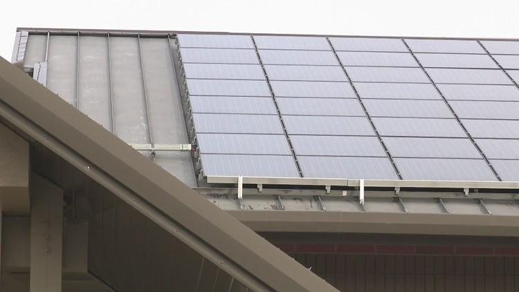 Clean, green future? MSU researchers measure impact of MI solar energy