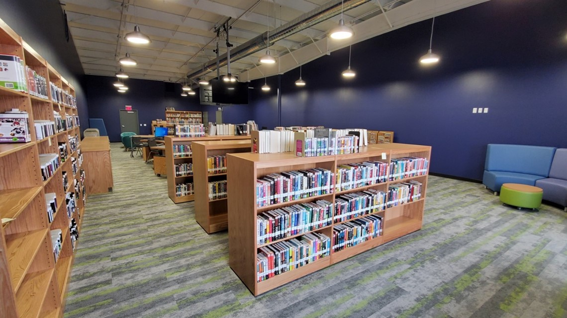 Muskegon Area District Library reopening with limited capacity