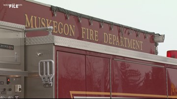Muskegon firefighters reach agreement with city after 1 year of negotiations