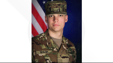 Whitmer lowers flags to honor fallen Michigan soldier