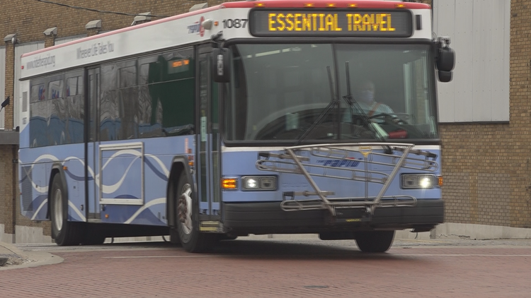 New bus shelters coming to underserved areas in Grand Rapids