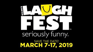 Top 5 opening weekend LaughFest events
