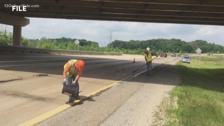 Michigan Republicans propose $400M more for road fixes
