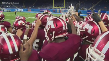 Muskegon falls to River Rouge in state title game