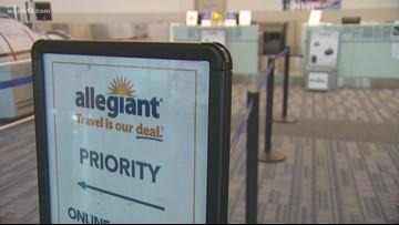Allegiant Air offering deals on flights