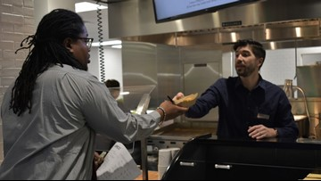 GRCC lowers prices at 2 dining locations to help students with food insecurity