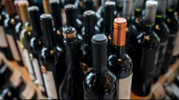 Nearly 130,000 bottles of wine illegally shipped to Michigan in first quarter