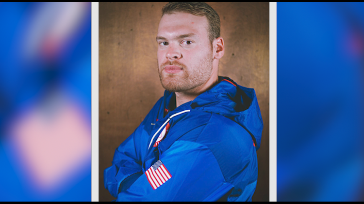 'It's exciting': Grand Haven man competing in 2020 Tokyo Paralympic Games
