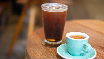 Coffee health benefits: Cold brew vs. hot brew