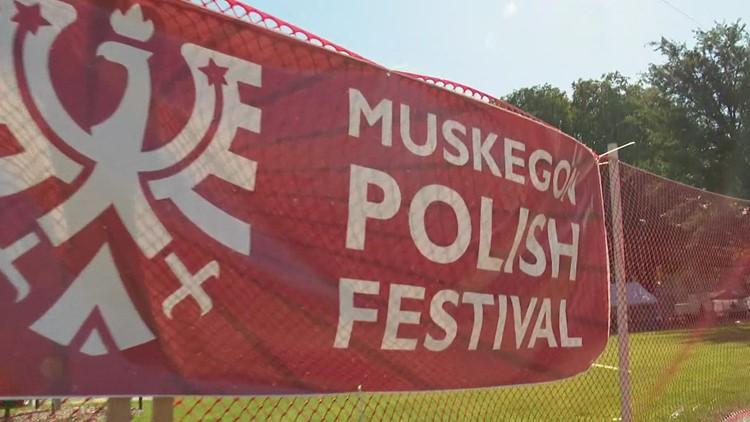 Muskegon Polish Festival this weekend