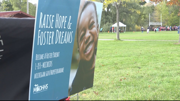 Muskegon County is looking for foster parents of color