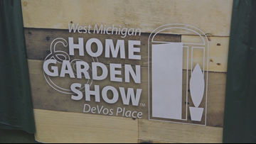 Spring is here at the West Michigan Home & Garden Show!
