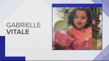 Police searching for missing 2-year-old girl