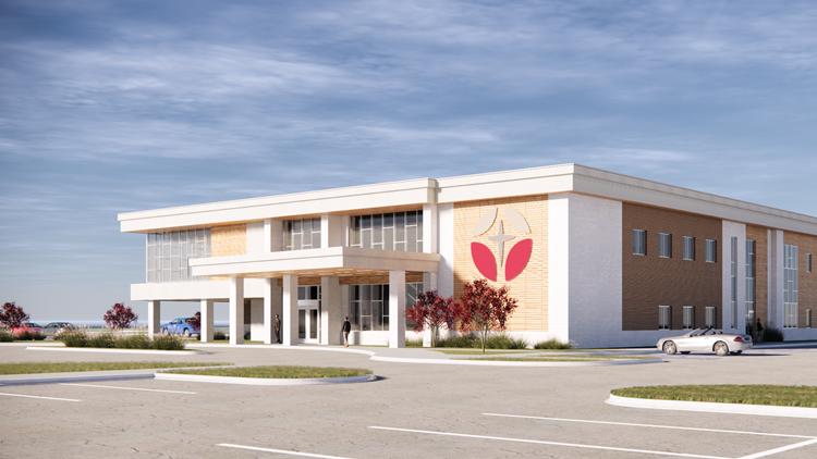 norton shores mercy health facility
