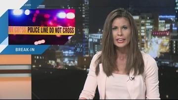 Several firearms stolen from Allegan County gun store