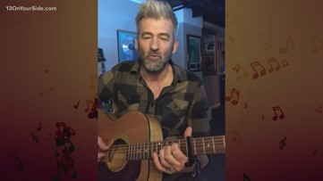Stuck at Home music series with Brian Vander Ark