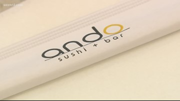 Let's Eat: Ando Sushi