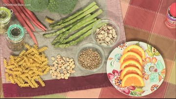 On the Menu: Foods full of folate