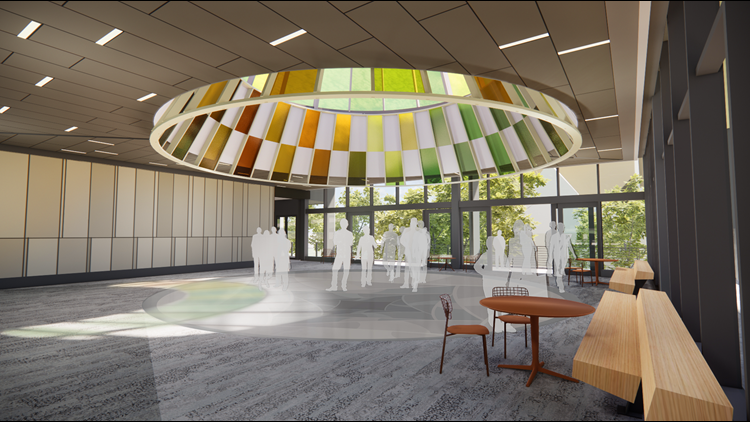 GRCC creating new space for Secchia Institute for Culinary Education