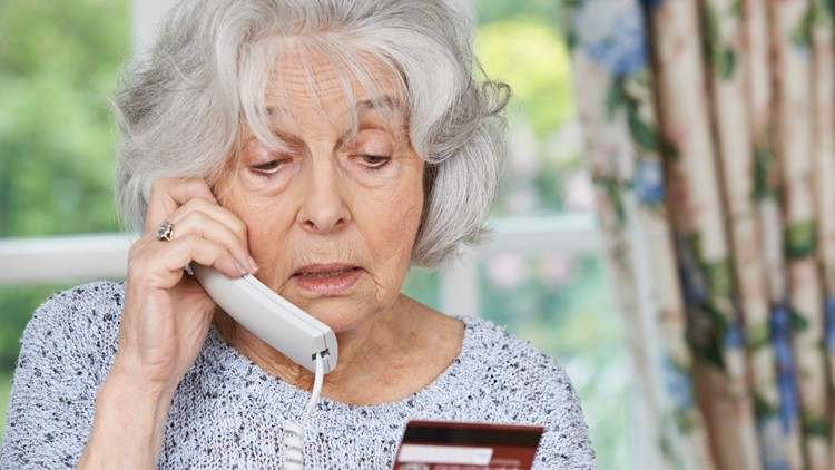 Seniors fall victim to scams during COVID-19 pandemic