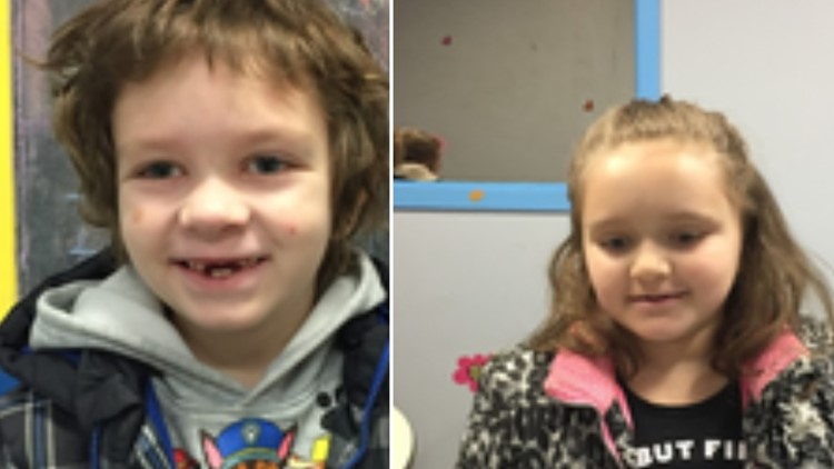 Battle Creek Police searching for two missing children