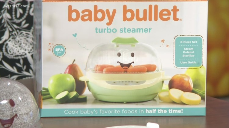 """""""Try It Before You Buy It"""": Baby Bullet"""