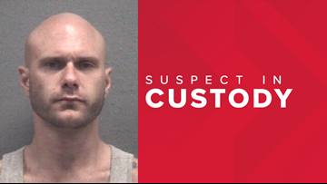 Armed Norton Shores standoff suspect charged