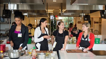 Spectrum Health Culinary Medicine program focuses on healthy lifestyle