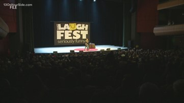 LaughFest postpones some of the second weekend events amid COVID-19 outbreak
