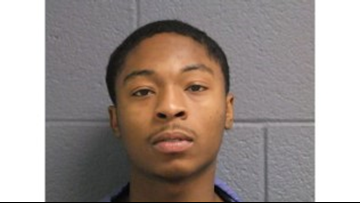 Police searching for Muskegon Heights homicide suspect