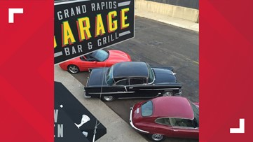 Garage Bar & Grill offering 100 free meals a day for recently downsized
