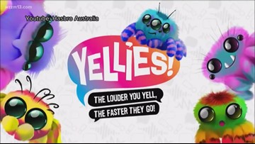 FBHW: Yellies toys driving parents crazy